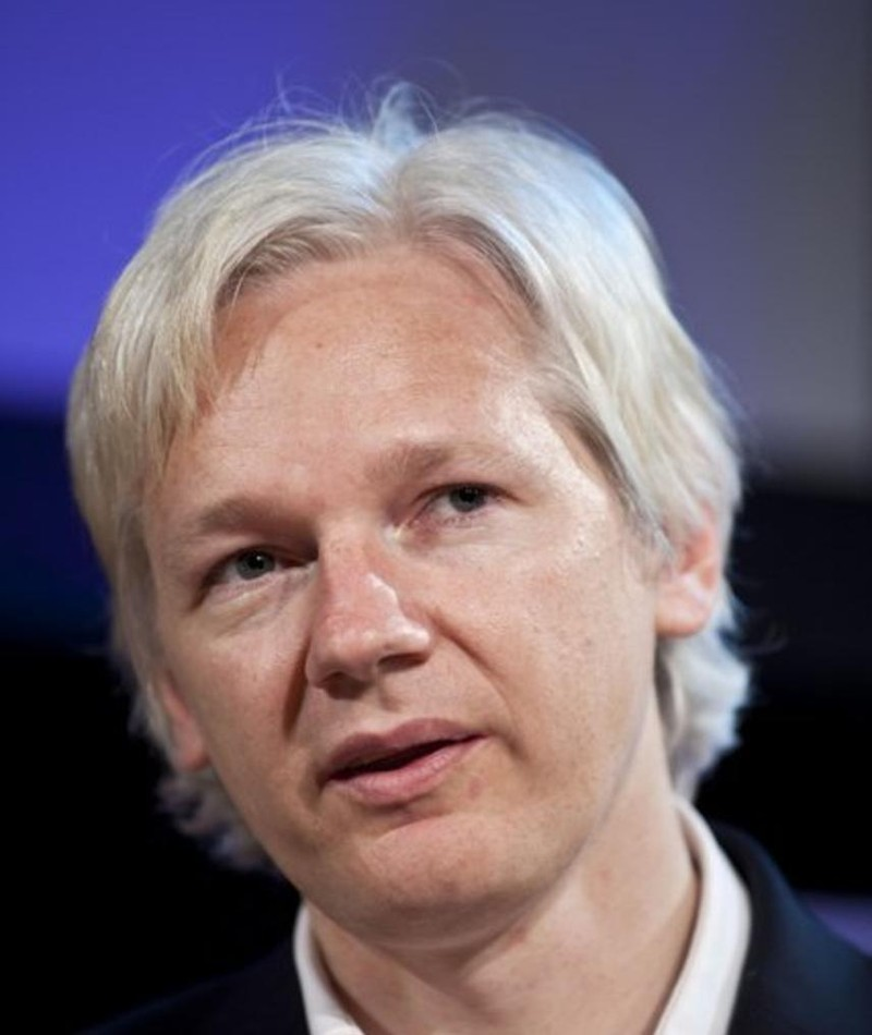 Foto di Julian Assange