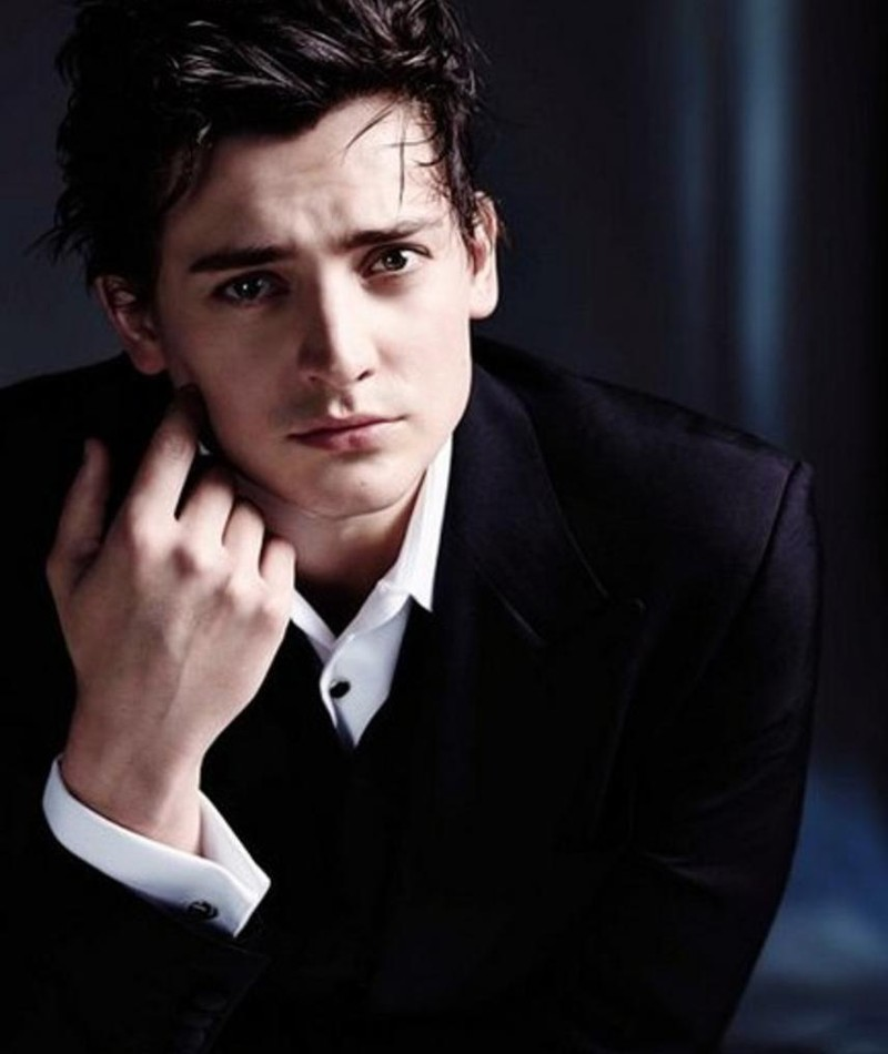 Photo of Aneurin Barnard