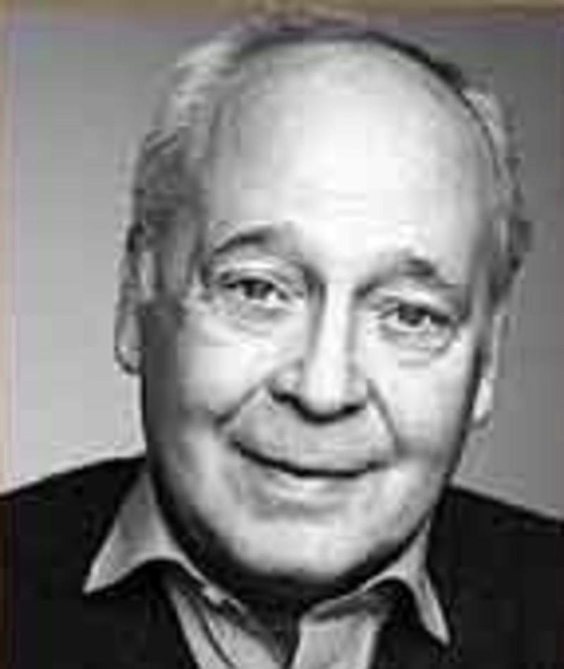 Photo of Hans Irle