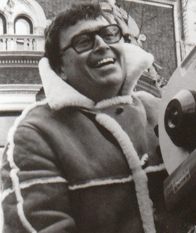 Photo of E.W. Swackhamer