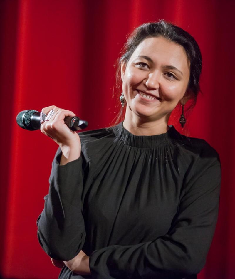 Photo of Saodat Ismailova