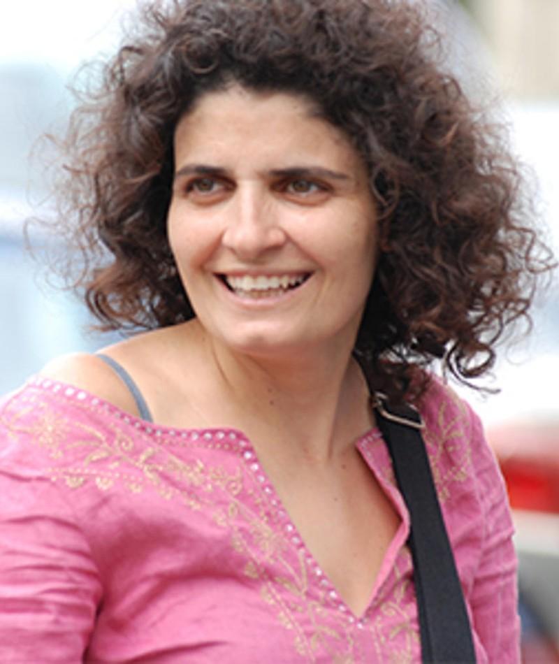 Photo of Sabine Sidawi-Hamdan