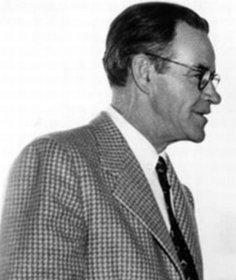 Photo of James P. Hogan