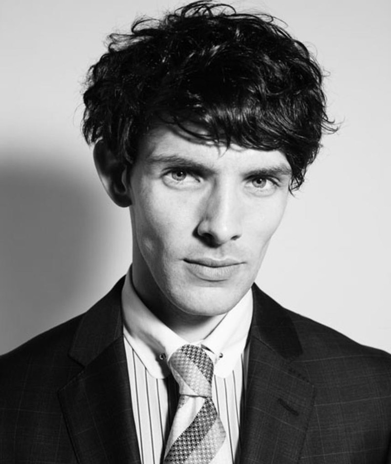 Photo of Colin Morgan