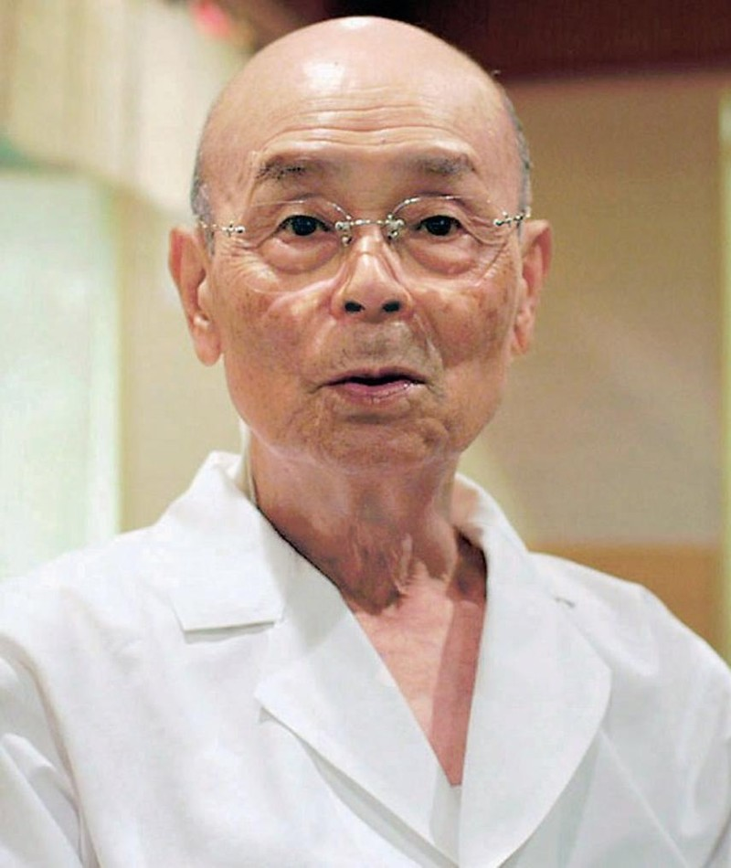 Photo of Jiro Ono