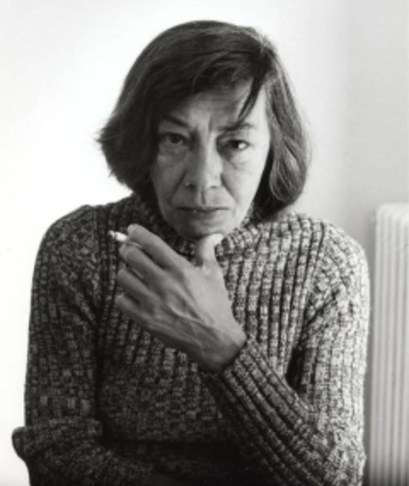 Photo of Patricia Highsmith