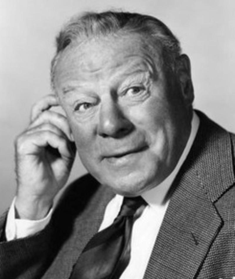 Photo of Edmund Gwenn