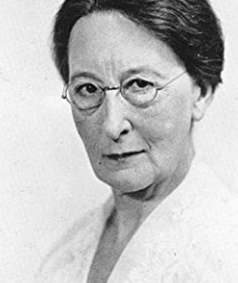 Photo of Nora Cecil