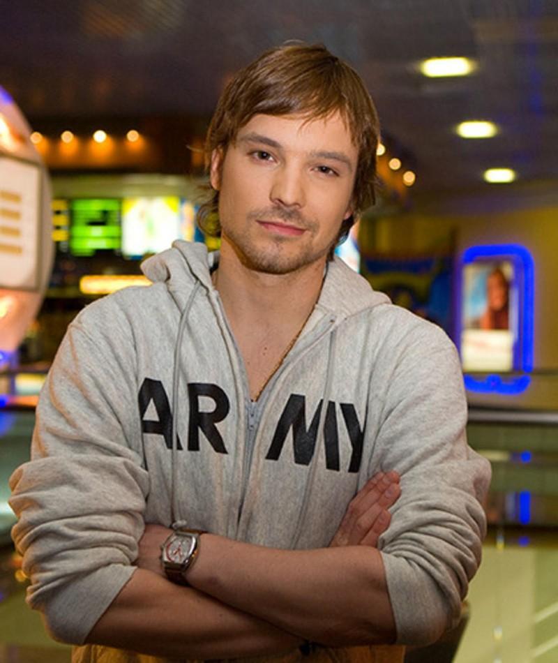 Photo of Aleksey Chadov