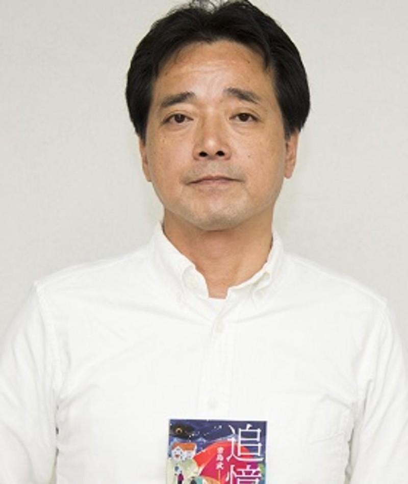 Photo of Takeshi Aoshima