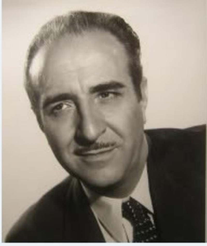 Photo of Carlos Montalbán