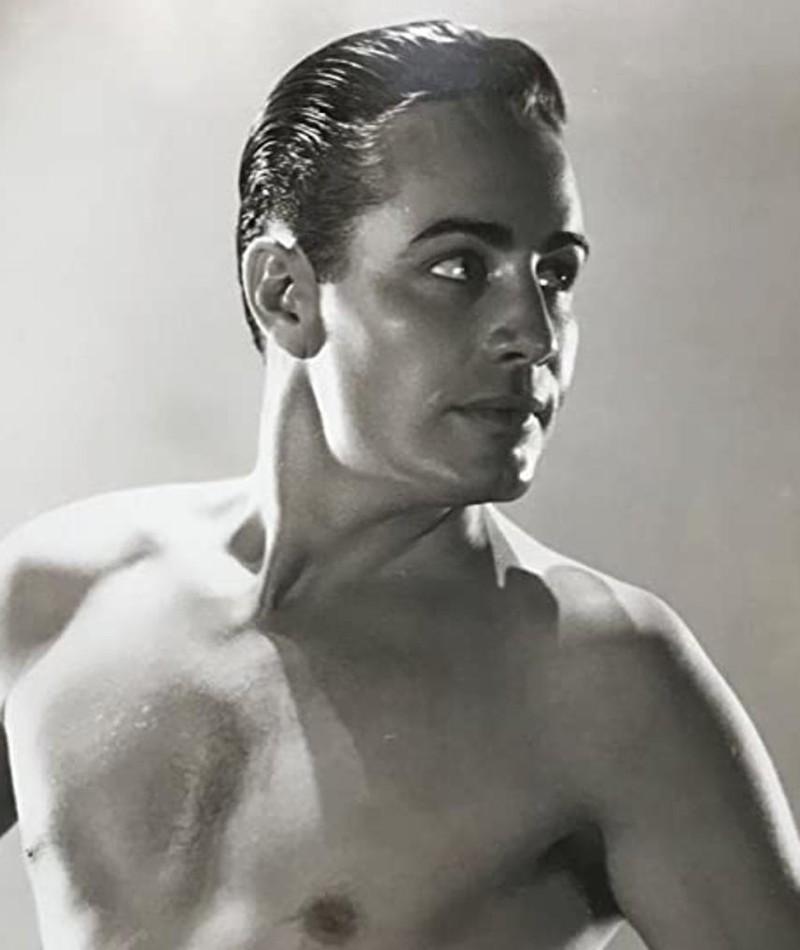 Photo of David S. Horsley