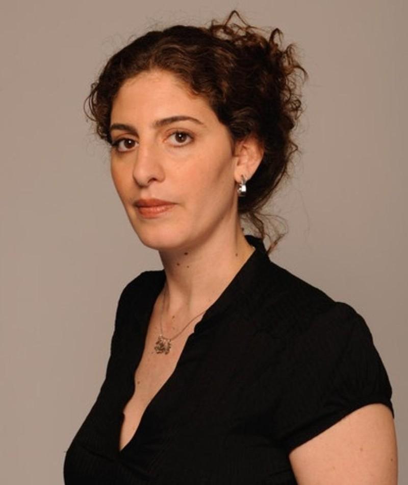 Photo of Annemarie Jacir