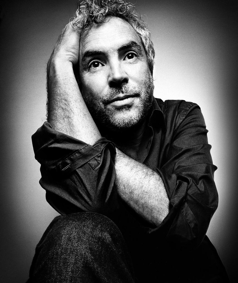 Photo of Alfonso Cuarón
