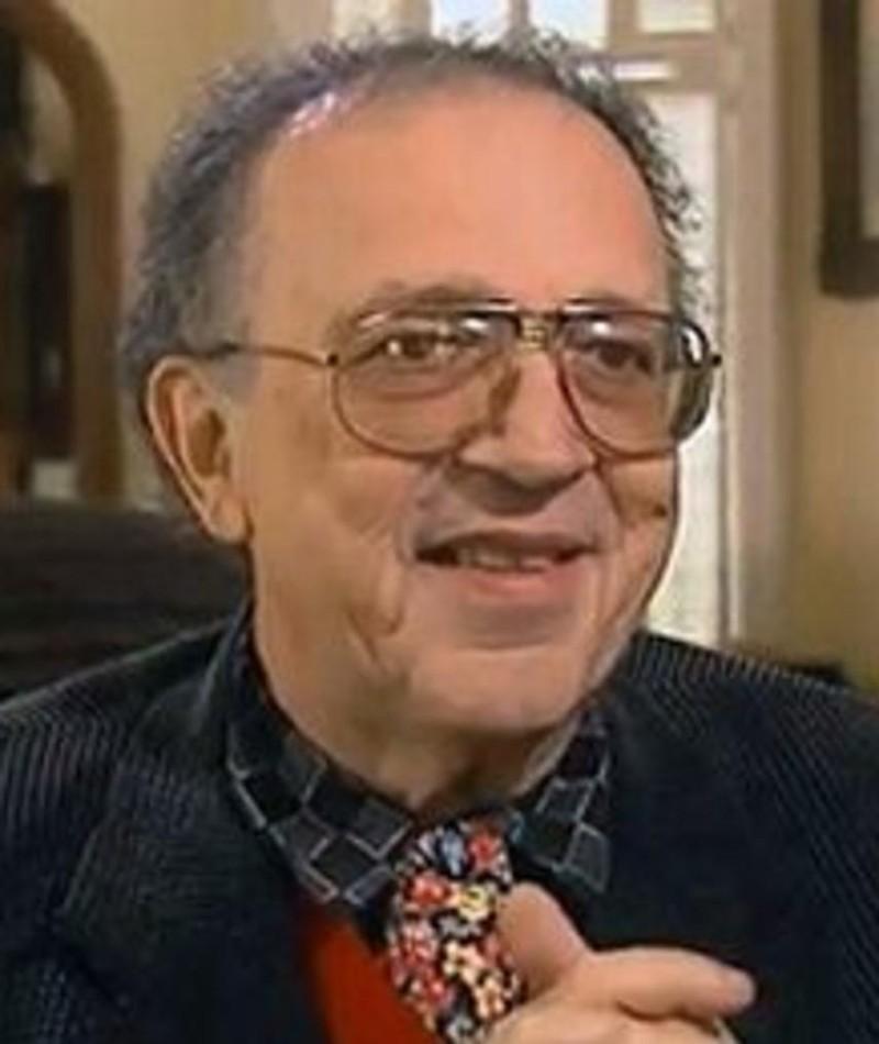 Photo of Stanley Ralph Ross