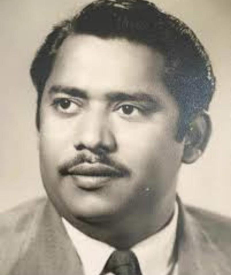 Photo of Salamat Ali Khan