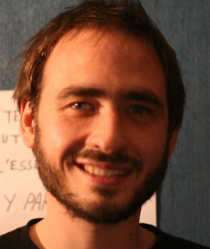 Photo of Jean-Barthélémy Velay