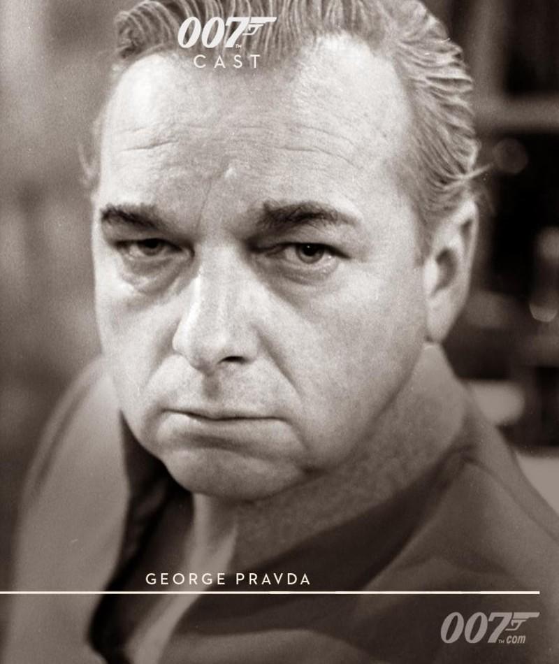 Photo of George Pravda