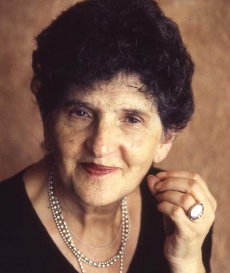 Photo of Margo Glantz
