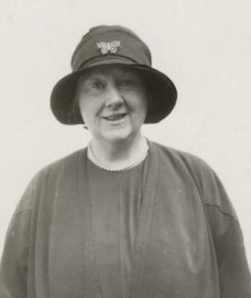 Photo of Marie Belloc Lowndes