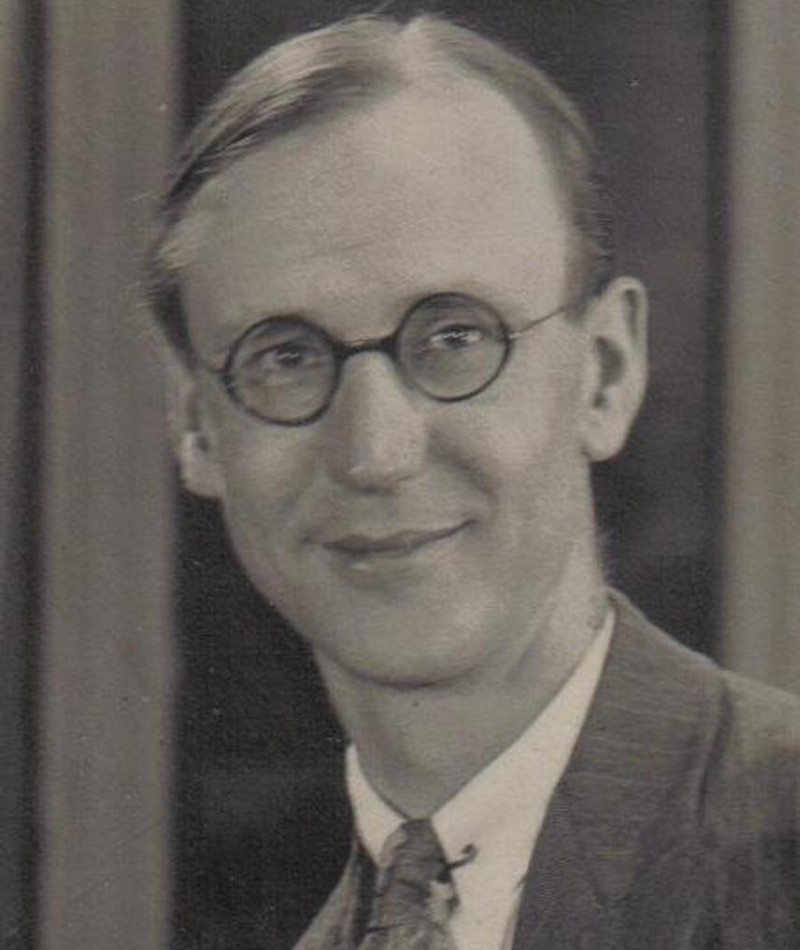 Photo of Edwin Greenwood