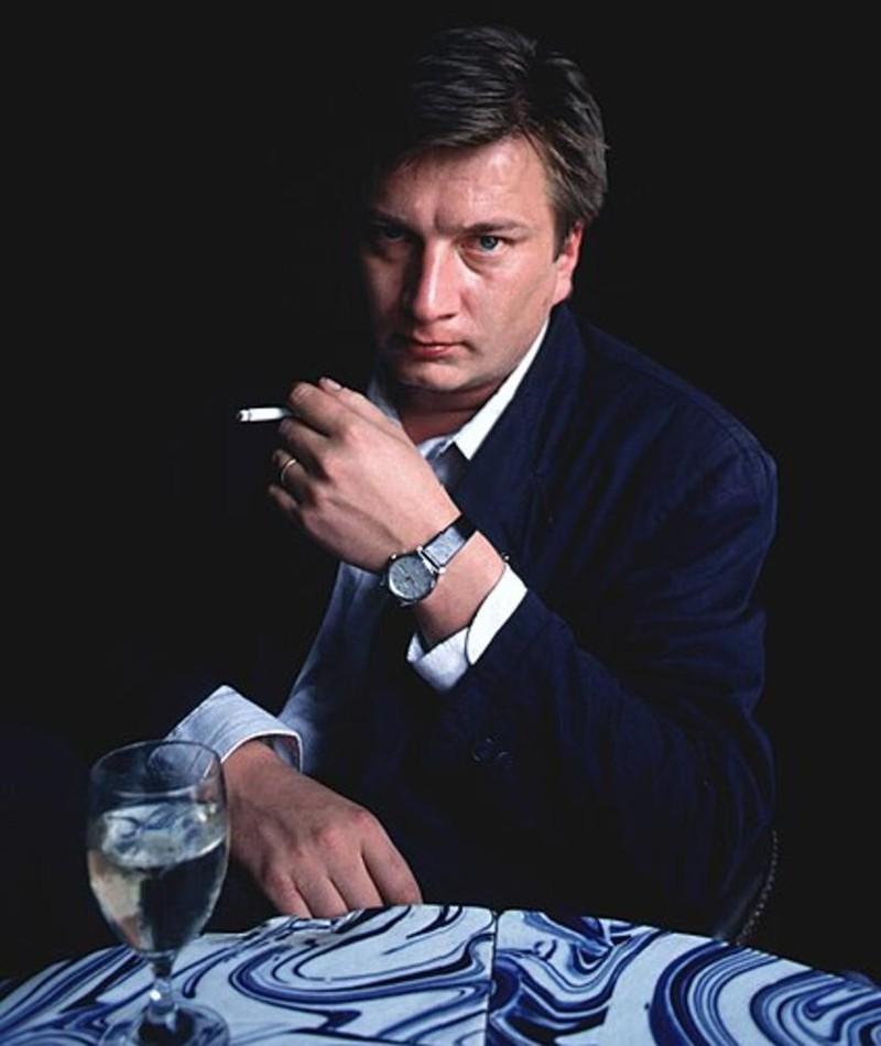 Photo of Aki Kaurismäki