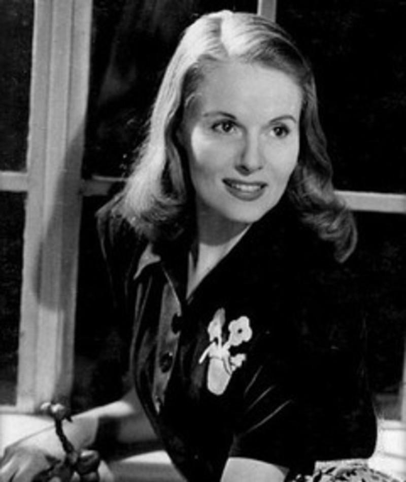 Photo of Ann Todd