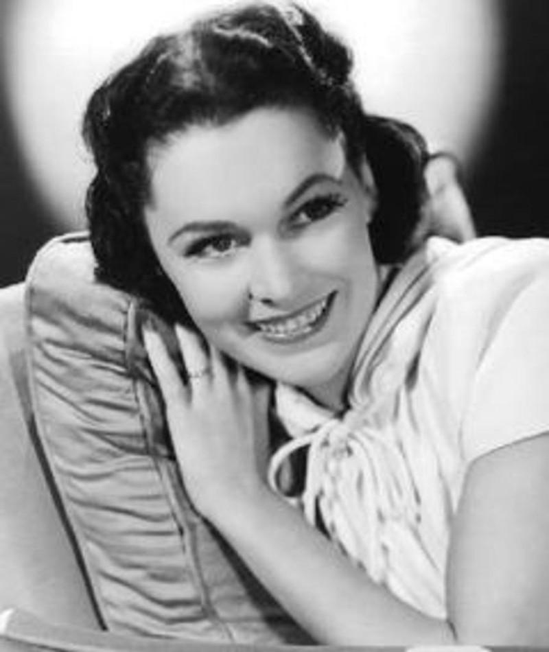 Photo of Maureen O'Sullivan