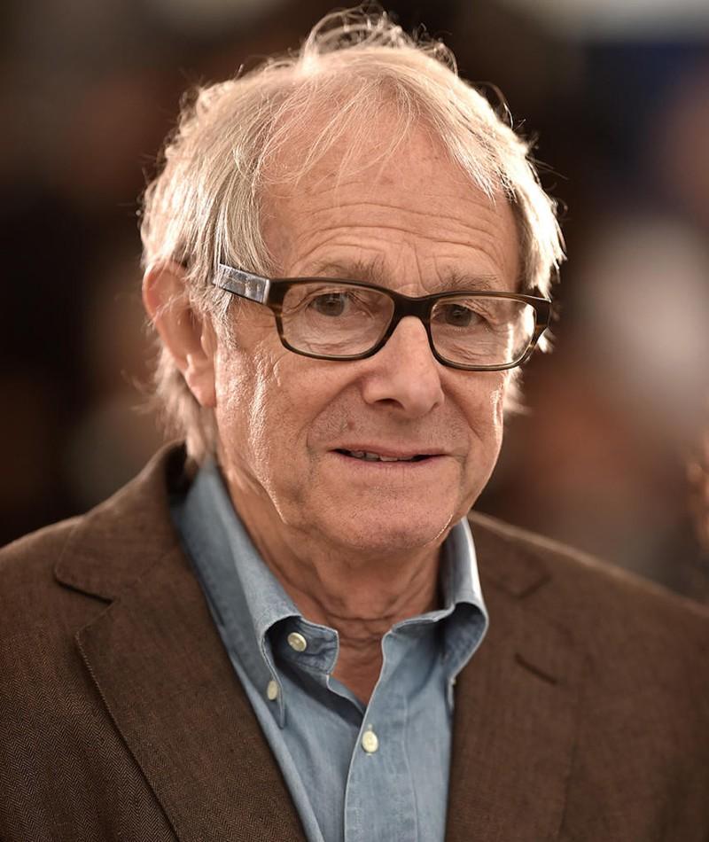 Photo of Ken Loach