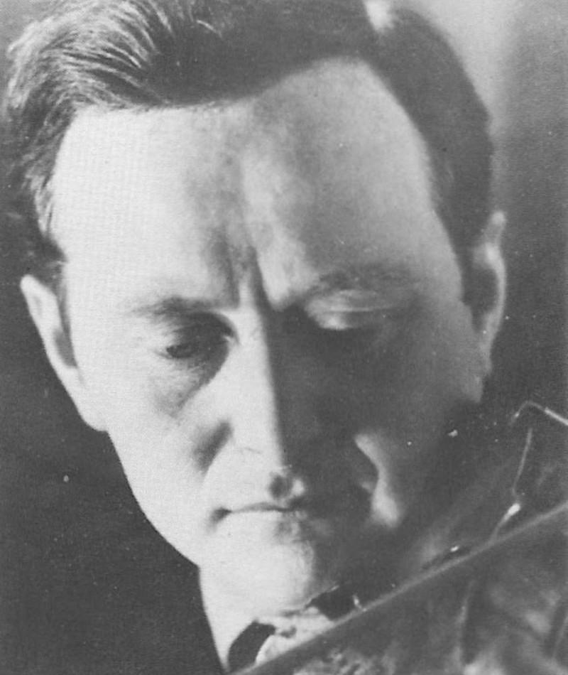 Photo of Erling Bloch