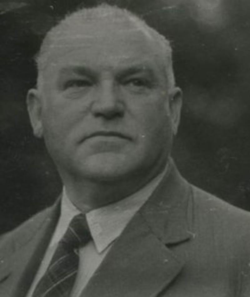 Photo of Harald Holst