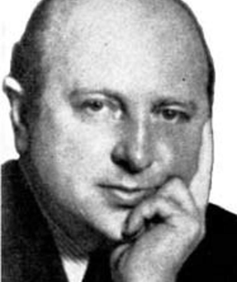 Photo of Ernst Marischka
