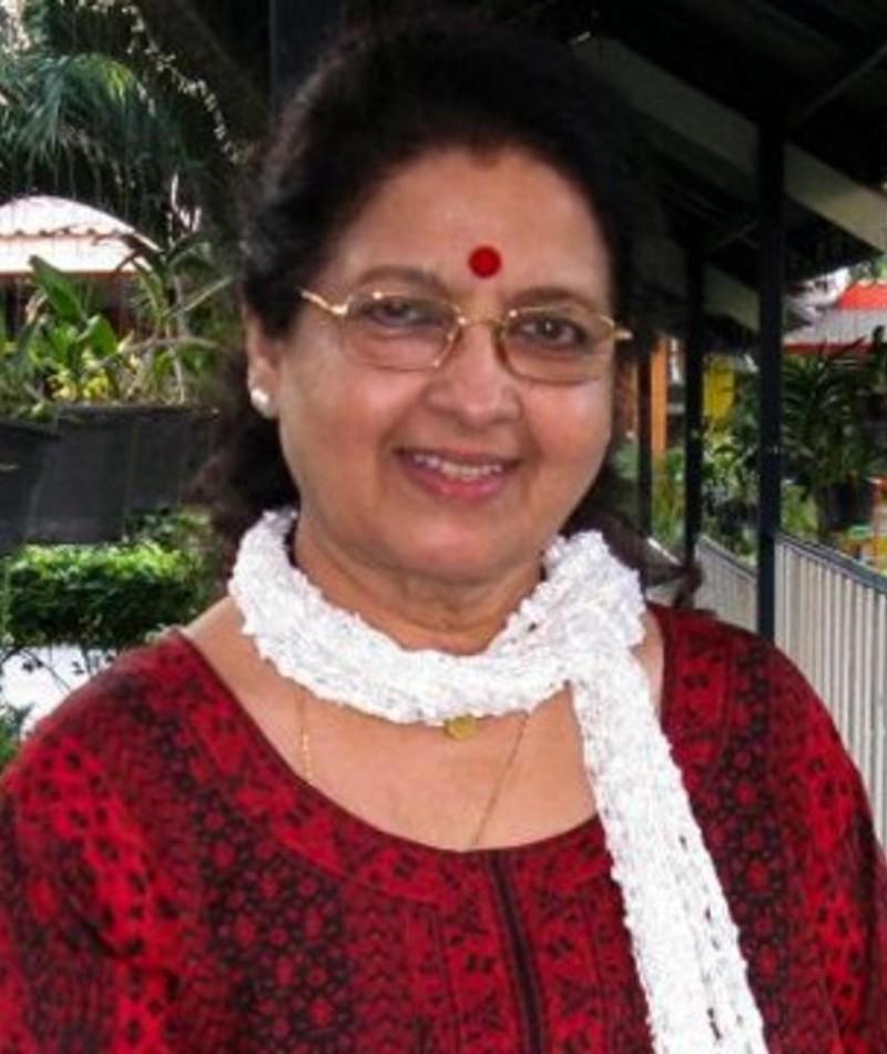 Gambar Ashalata Wabgaonkar