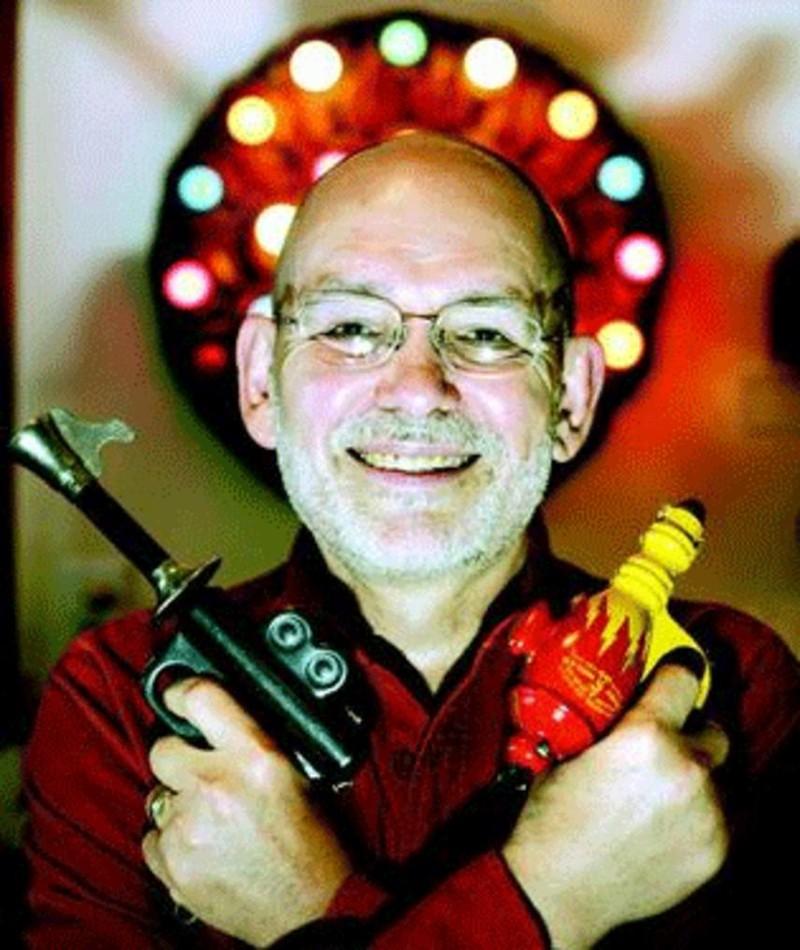 Photo of Gary K. Wolf