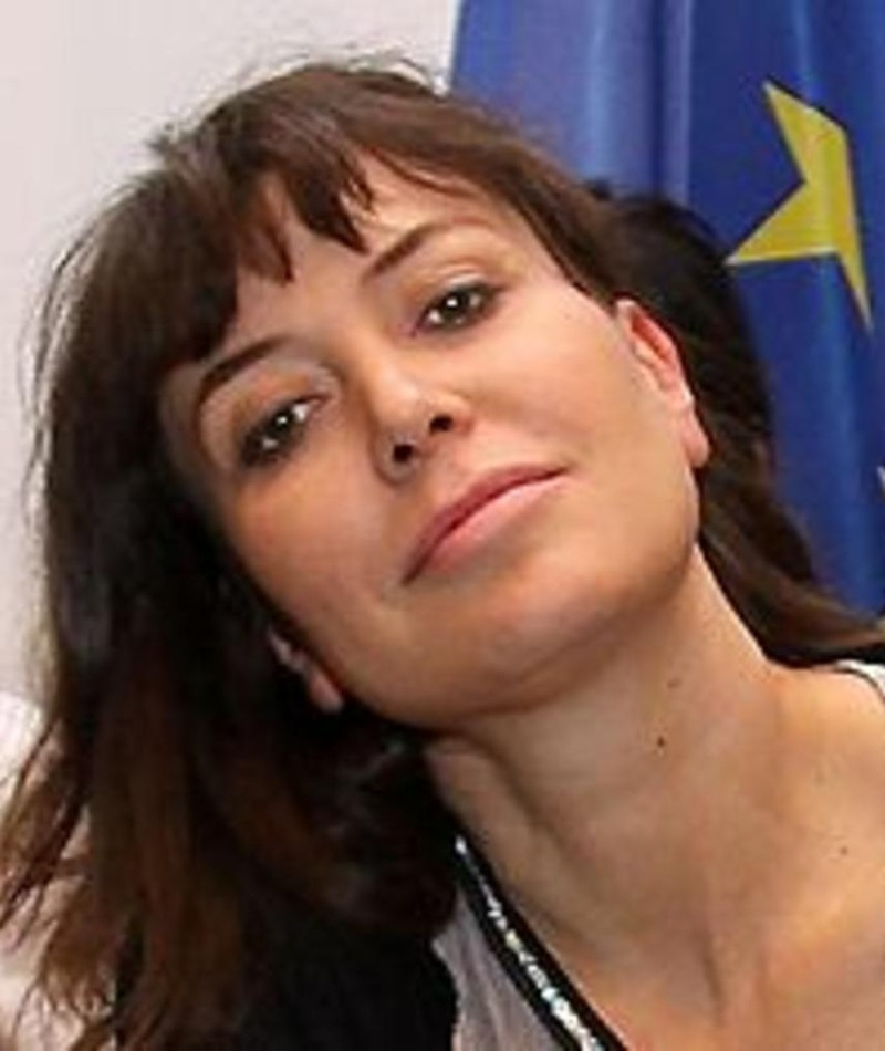 Photo of Sabina Guzzanti