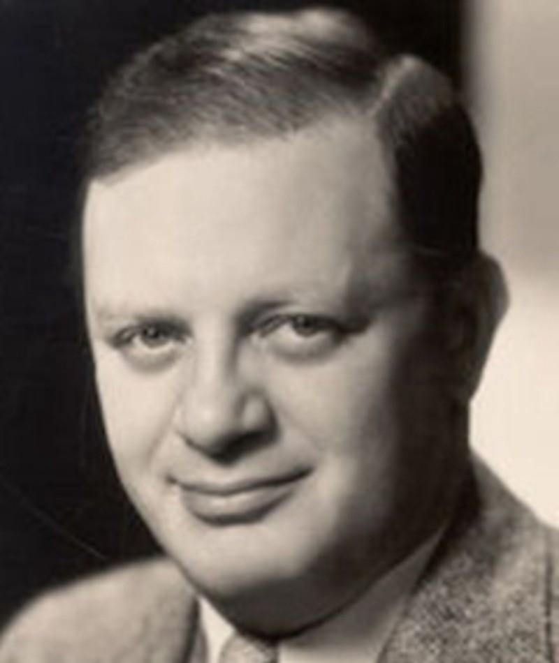 Photo of Herman J. Mankiewicz