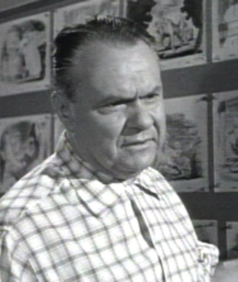 Photo of Clyde Geronimi