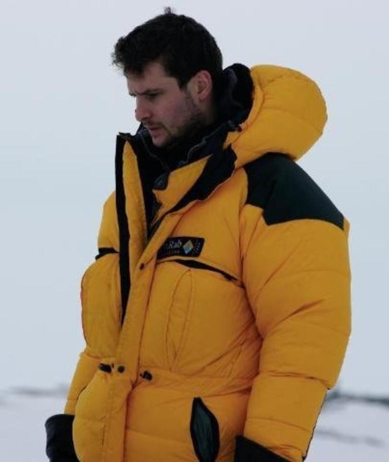 Photo of Jonathan van Tulleken