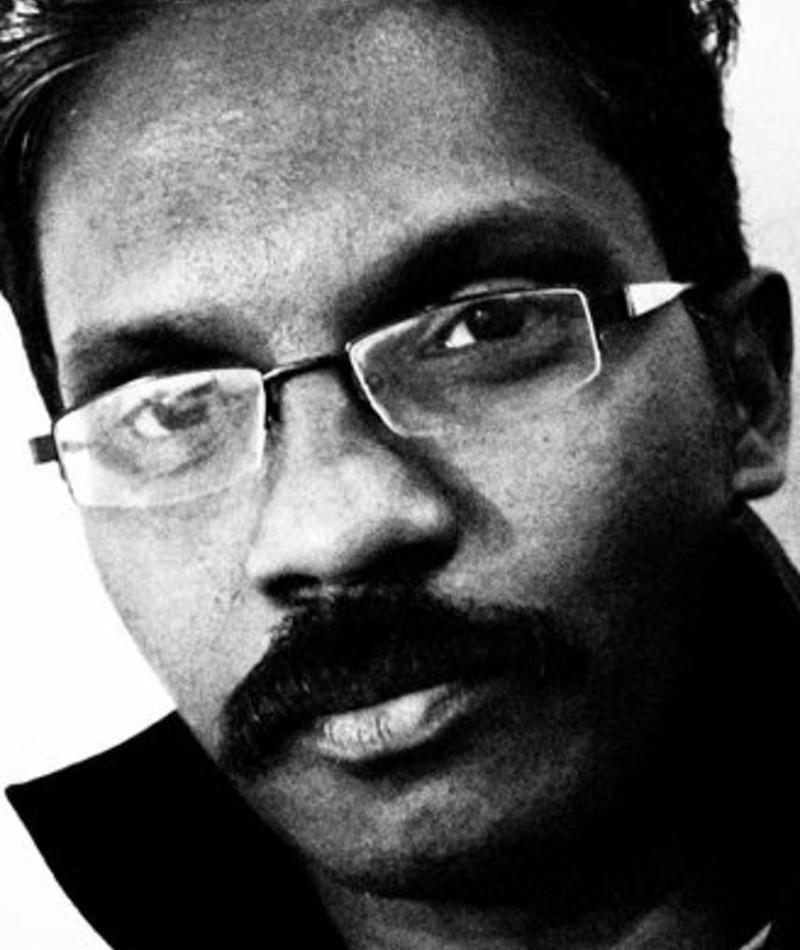 Photo of Dr. Biju