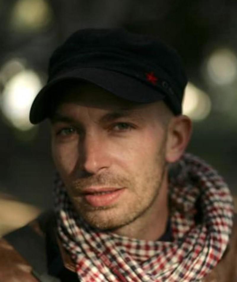 Photo of Mathieu Giombini