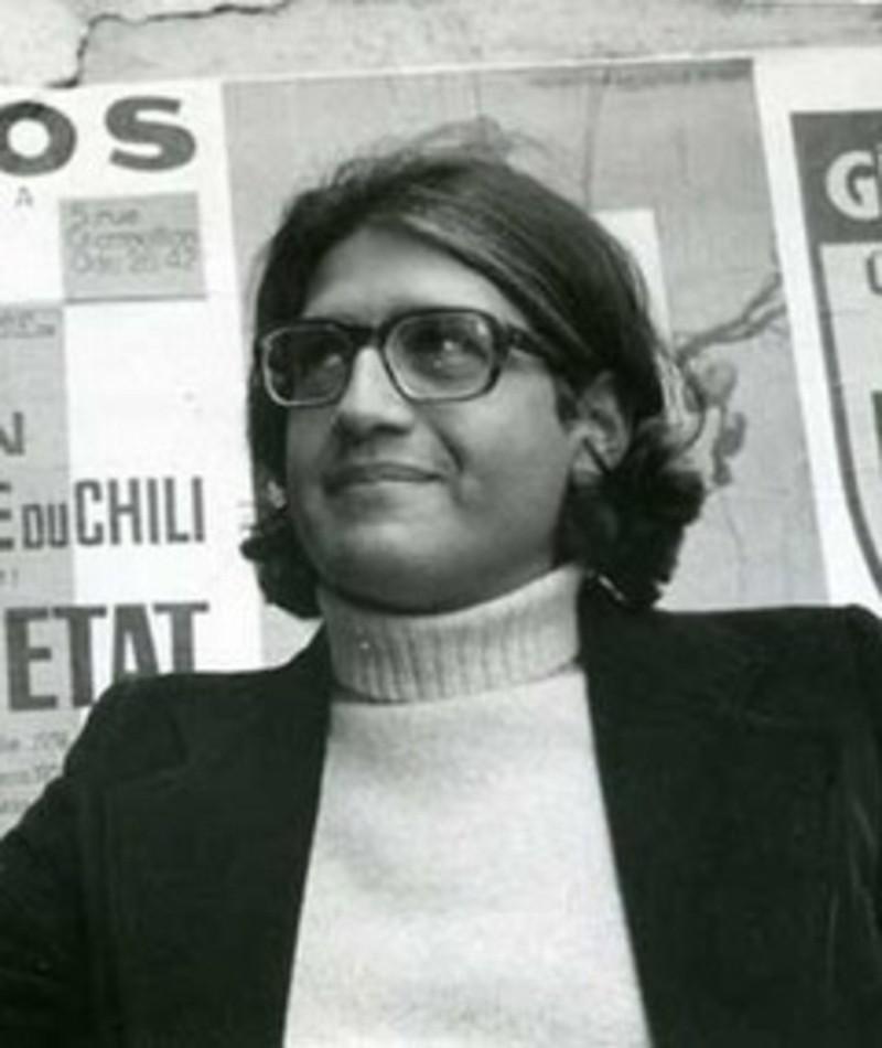 Photo of Patricio Guzmán