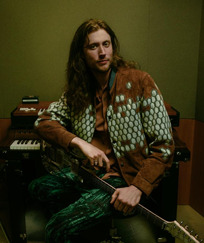 Photo of Ludwig Goransson