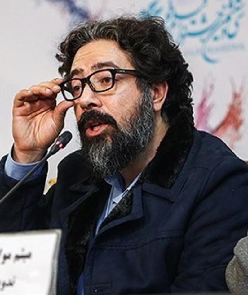 Photo of Hamed Sabet
