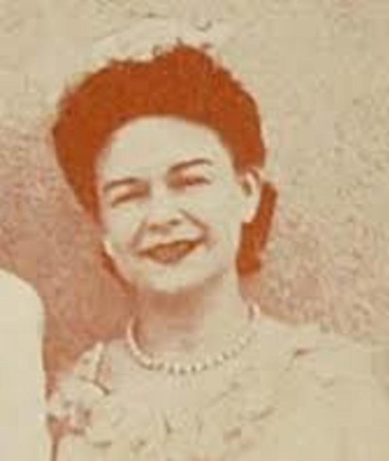 Photo of Marion Darlington