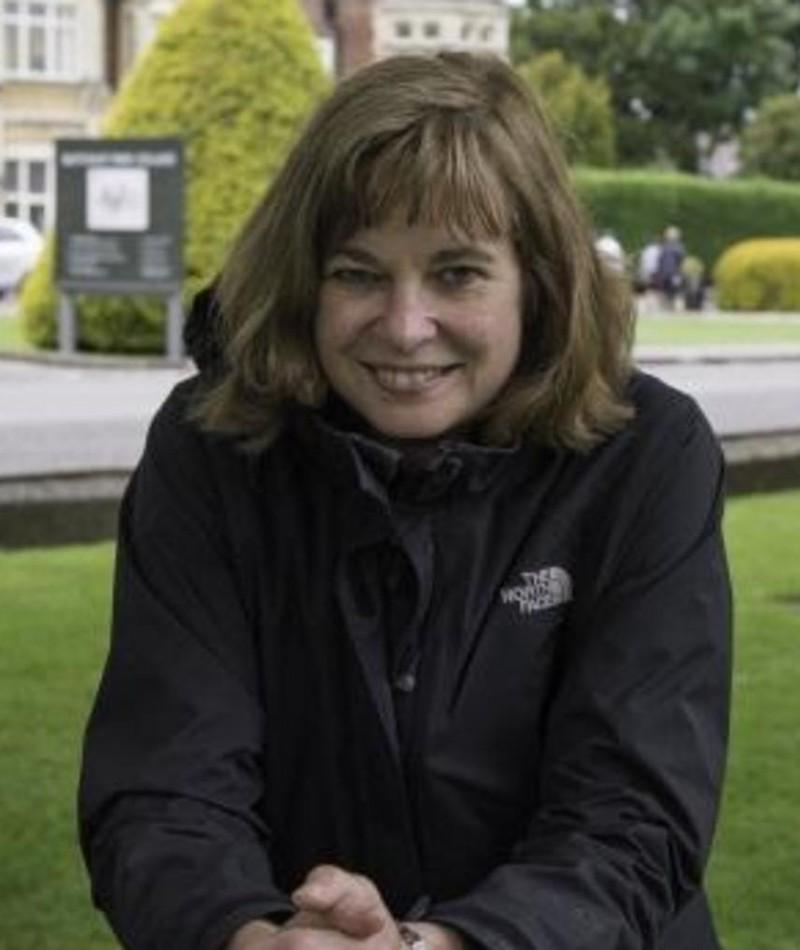 Photo of Sarah Harding