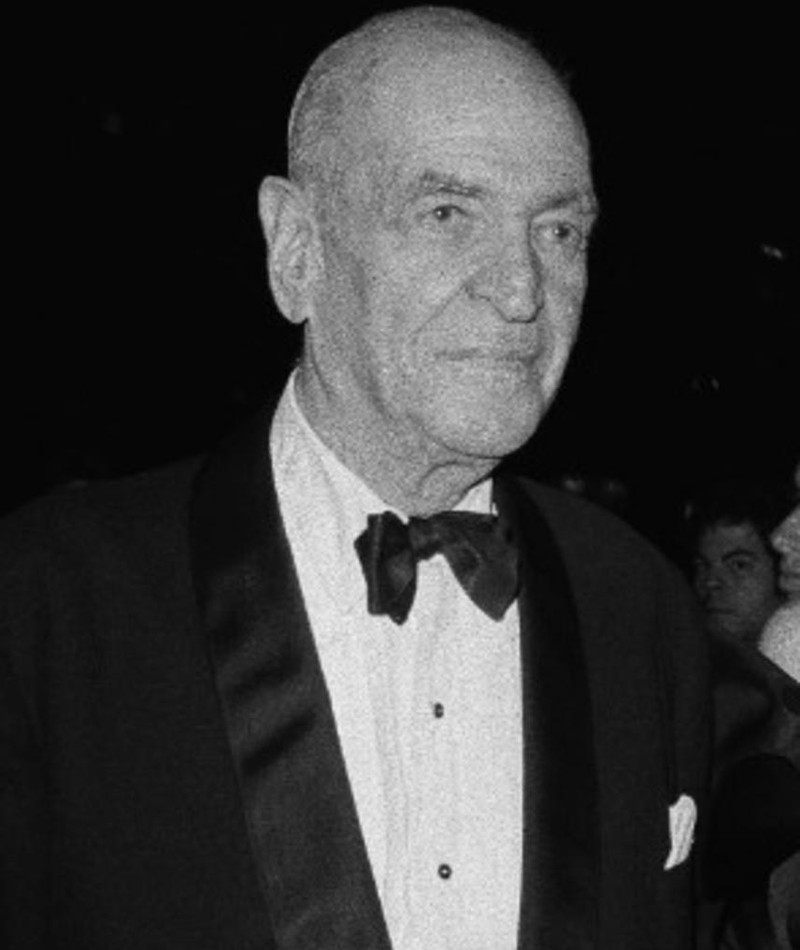 Photo of George Oppenheimer