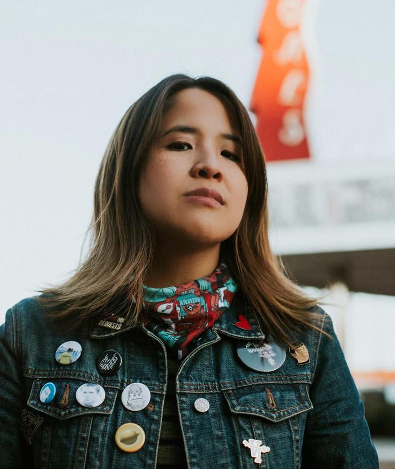 Photo of Marie Jamora