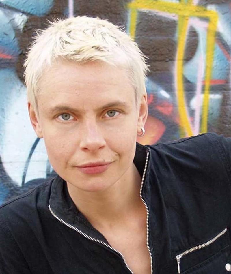 Photo of Marit Östberg