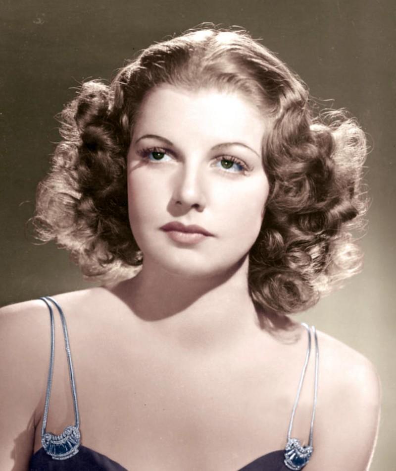 Photo of Ann Sheridan