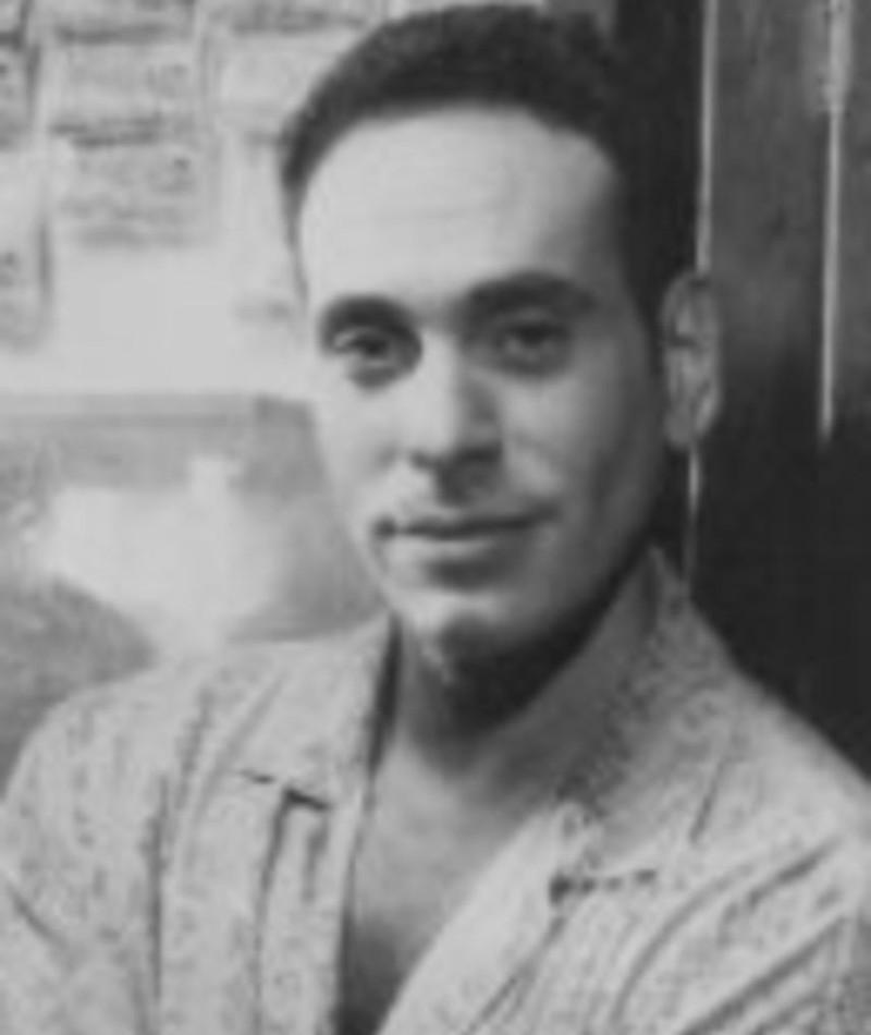 Photo of Joseph B. Vasquez